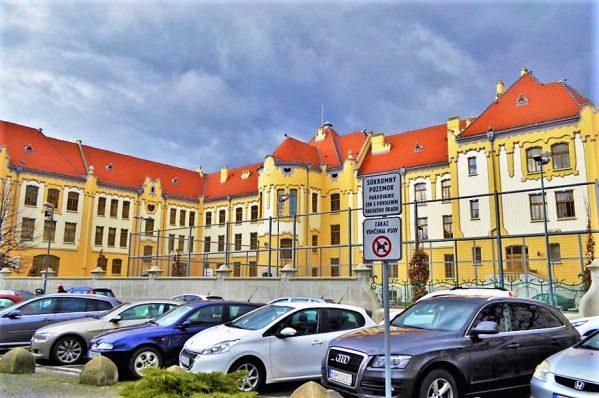 Gamča Secondary School, Bratislava, Slovakia