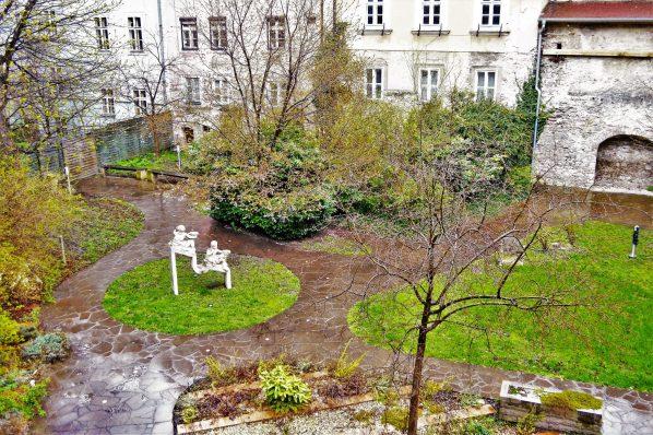 Summer Reading Garden, Bratislava, Slovakia