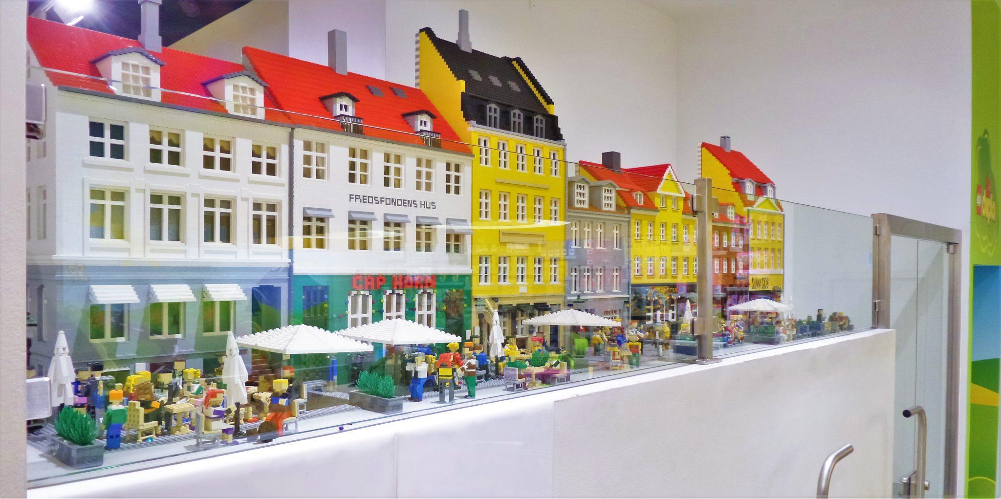 Lego nyhven in Copenhagen, Denmark