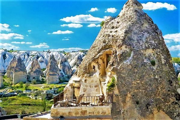 Koza Cave Hotel, Cappadocia, Turkey