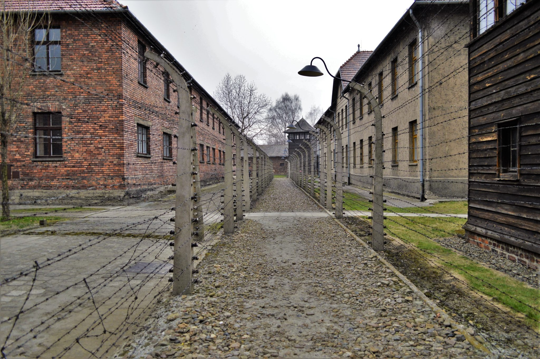 Auschwitz and Birkenau concentration camp, Poland, Europe