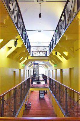 Katajanokka Prison Hotel, Helsinki, Finland