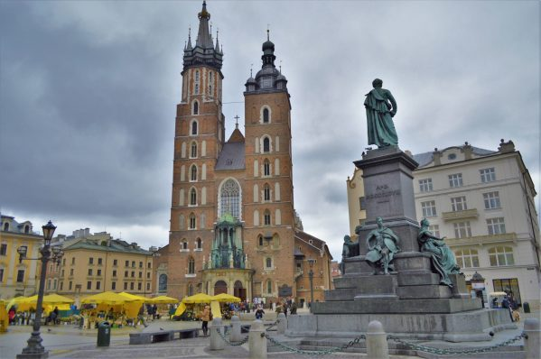 Things to see in Krakow Easter Market, Poland, Europe