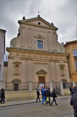 St. Martin's Church, Krakow, Poland