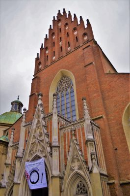 The Dominican Church, Krakow, Poland