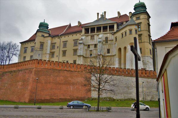 Wawel Castle, Krakow, Poland, Europe