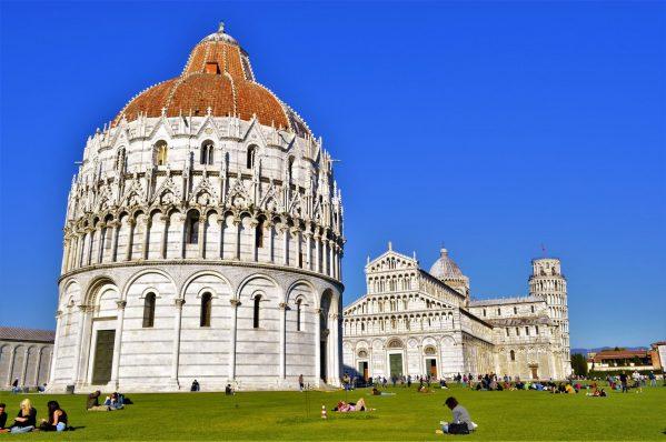 Campo dei Miracoli, Pisa, Italy