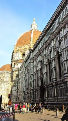 Dome of Florence Cathedral, Italy