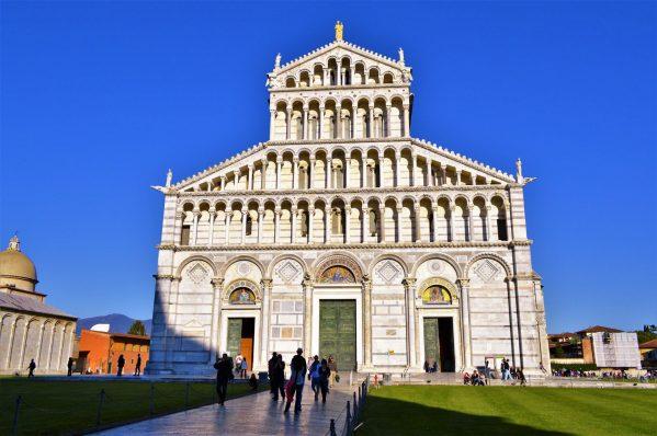 Pisa Cathedral, Pisa, Italy