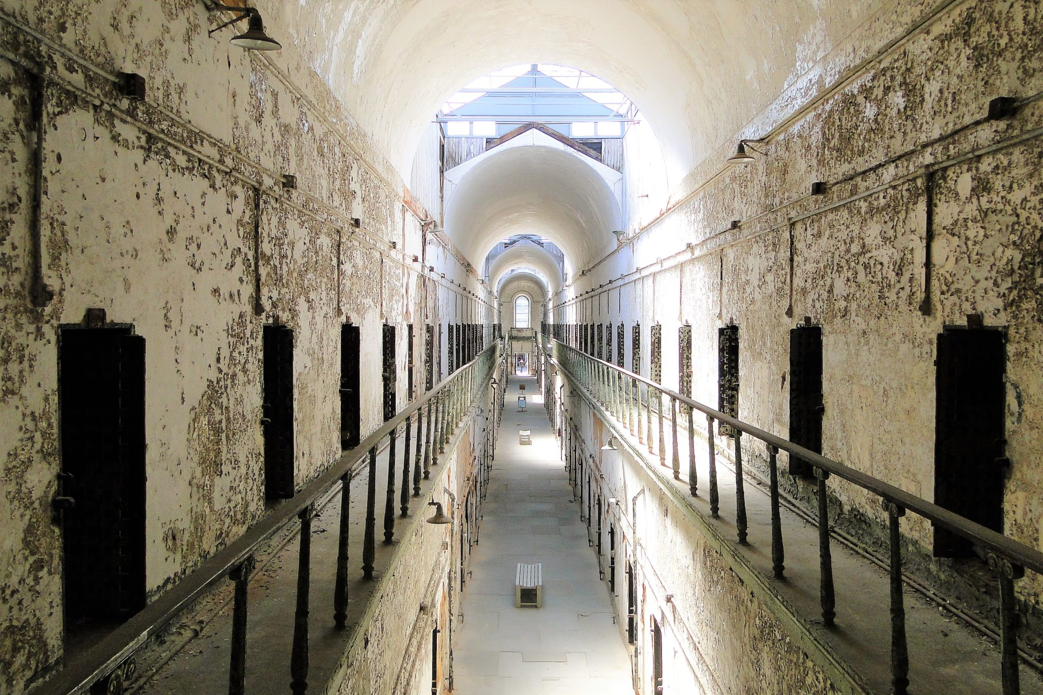 Picture of Eastern State Penitentiary Philadelphia Pennsylvania