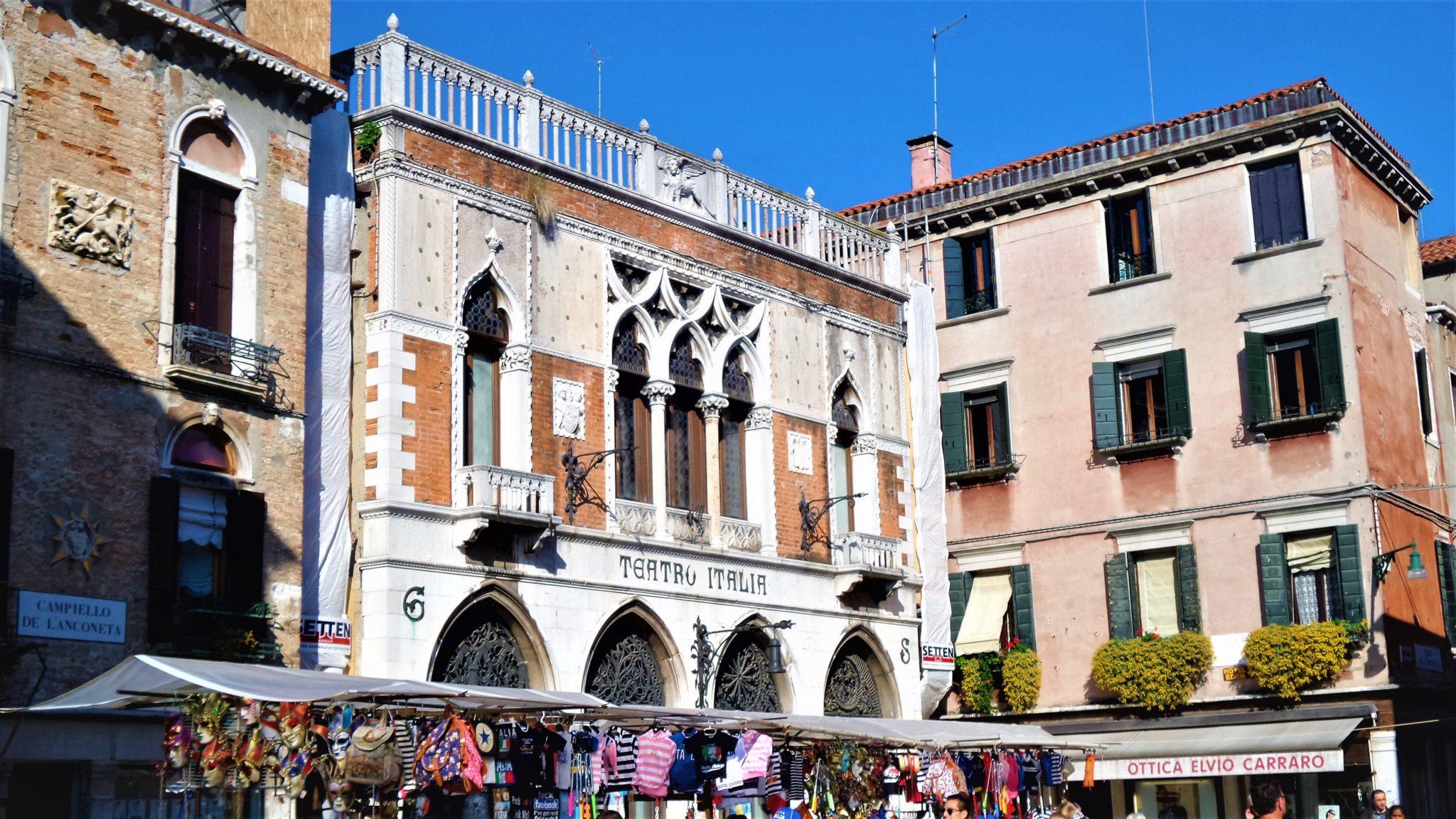 Teatro Italia, Venice, Italy