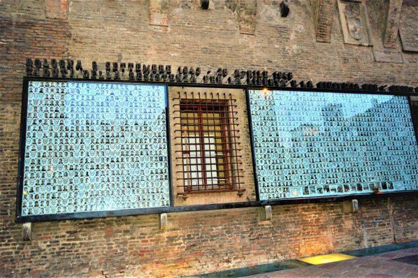 War memorial, Bologna, Italy, 48 hours in Bologna